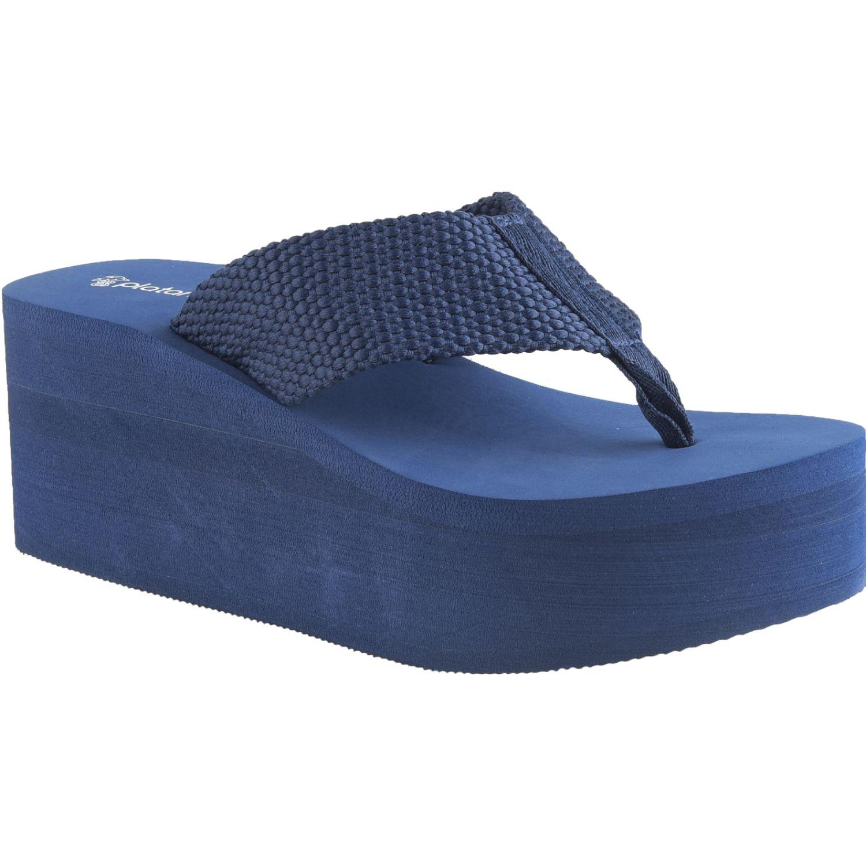 Platanitos Sbw 3105 Azul Plataformas y cuñas