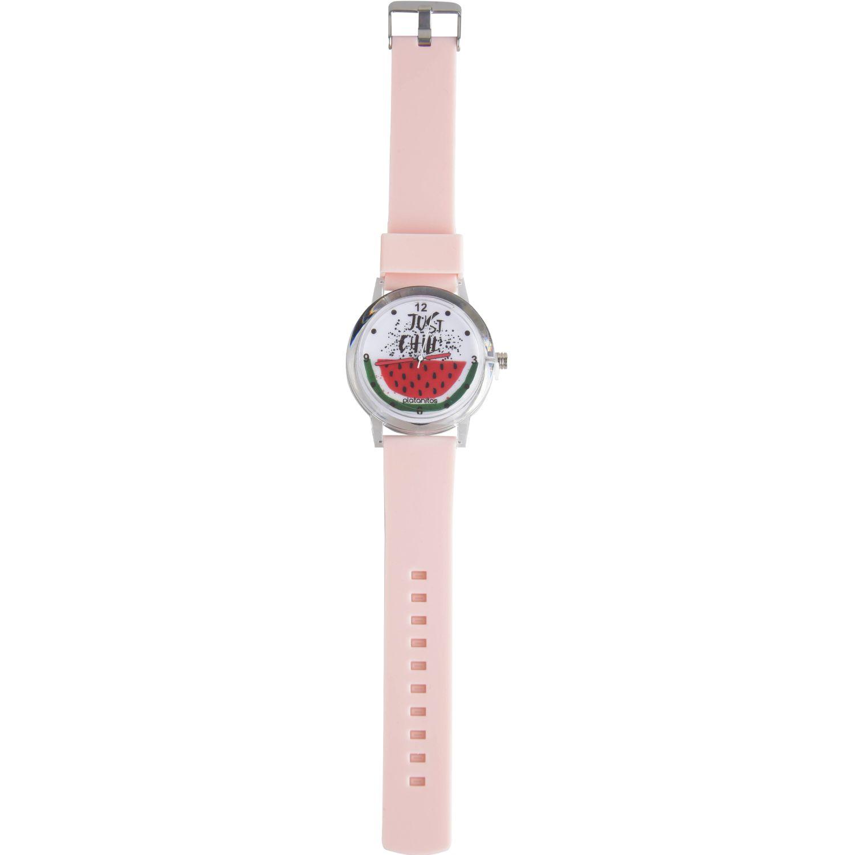 Platanitos Lw6197 Rosado Relojes de pulsera