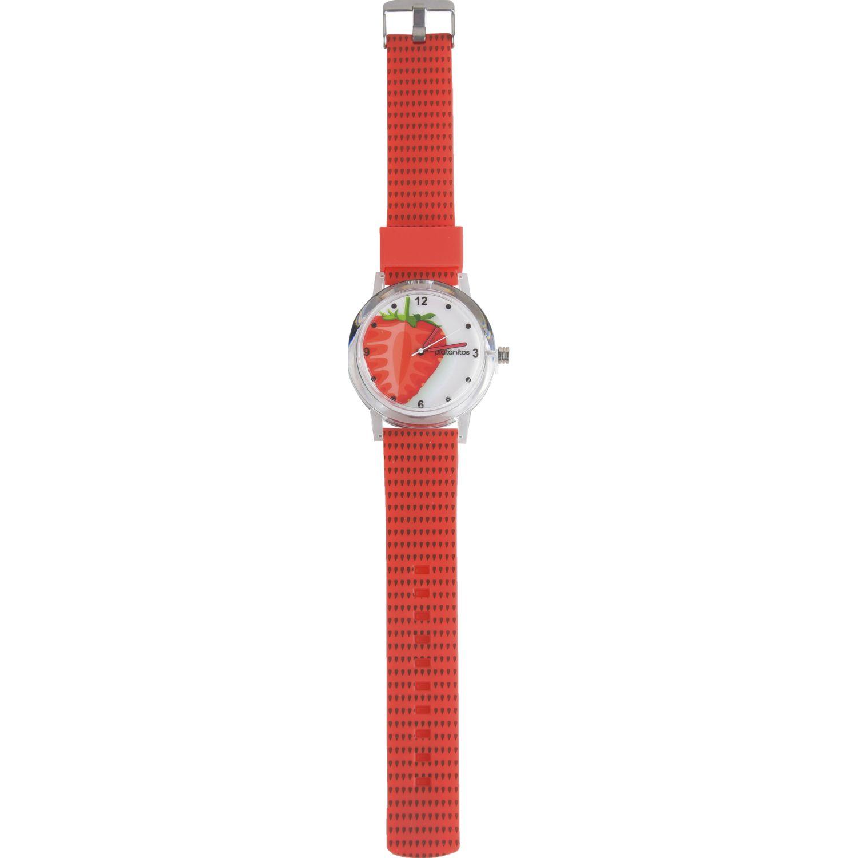 Platanitos lw6197 Rojo Relojes de Pulsera