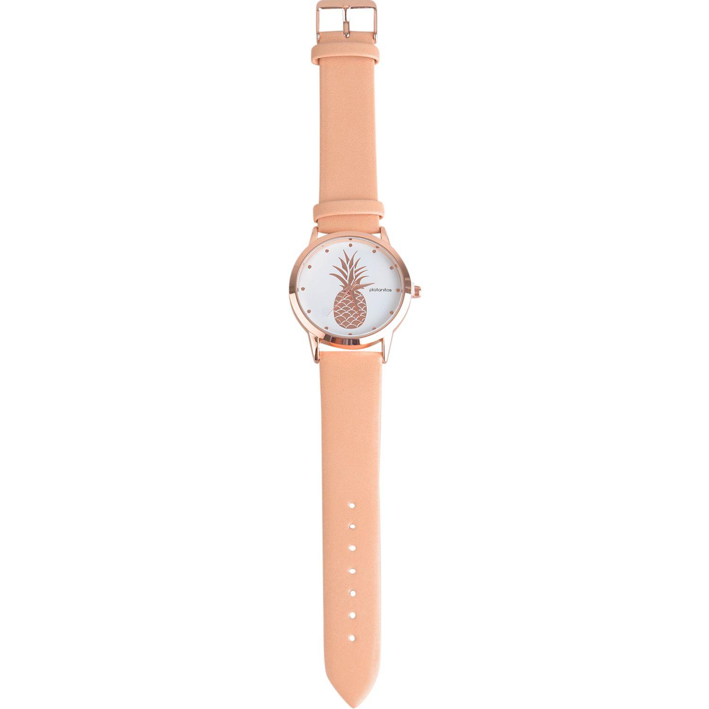 Platanitos Lw5853p-1 Rosado Relojes de pulsera