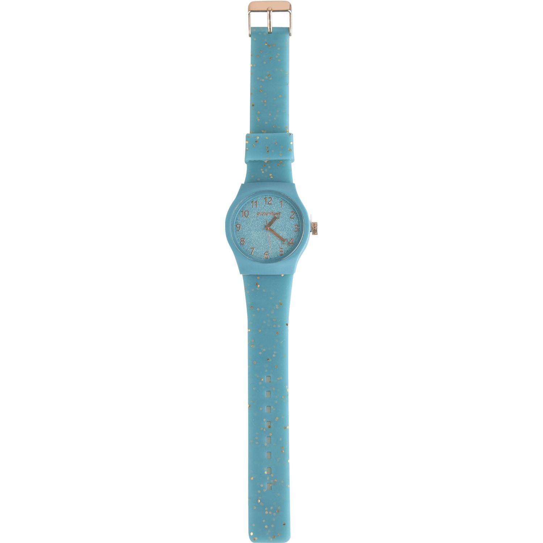 Platanitos lw6708-1 Celeste Relojes de Pulsera
