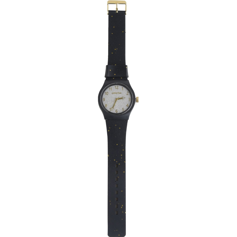 Platanitos Lw6708-1 Negro Relojes de pulsera