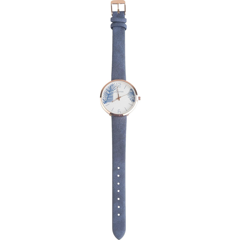 Platanitos lw5839p Azul Relojes de Pulsera