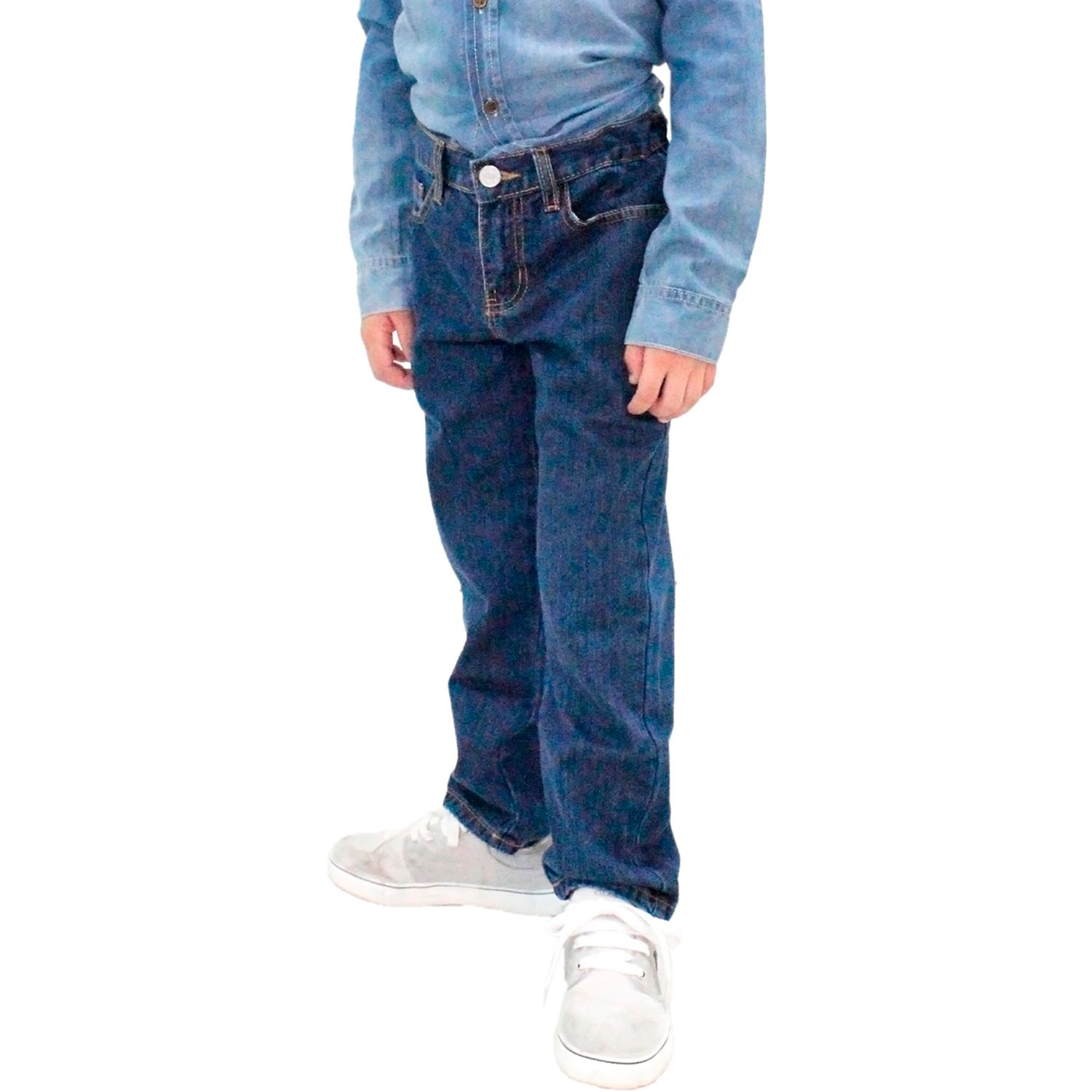 COTTONS JEANS luciano Azul Pantalones