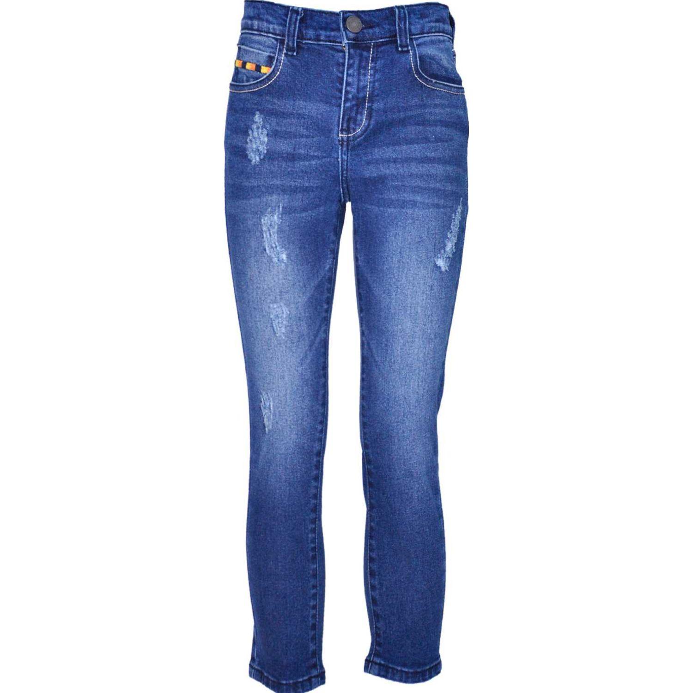 COTTONS JEANS valentino Azul Pantalones