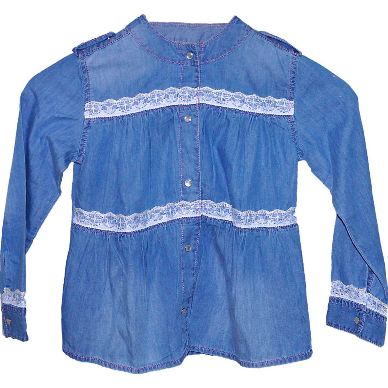 COTTONS JEANS daniela Celeste Blusas y camisas de botones