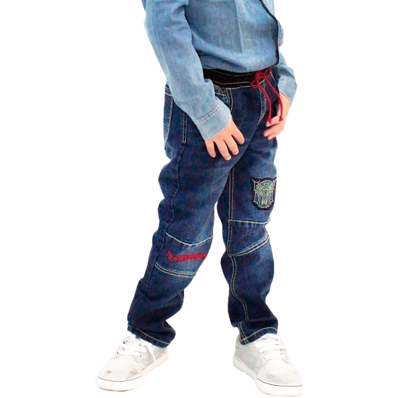 COTTONS JEANS carlos Azul Pantalones