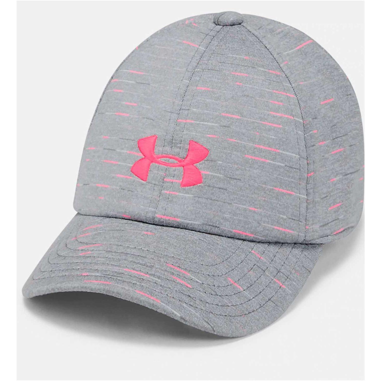 Deportivo de Niña Under Armour Gris / rosado girls space dye renegade cap-gry