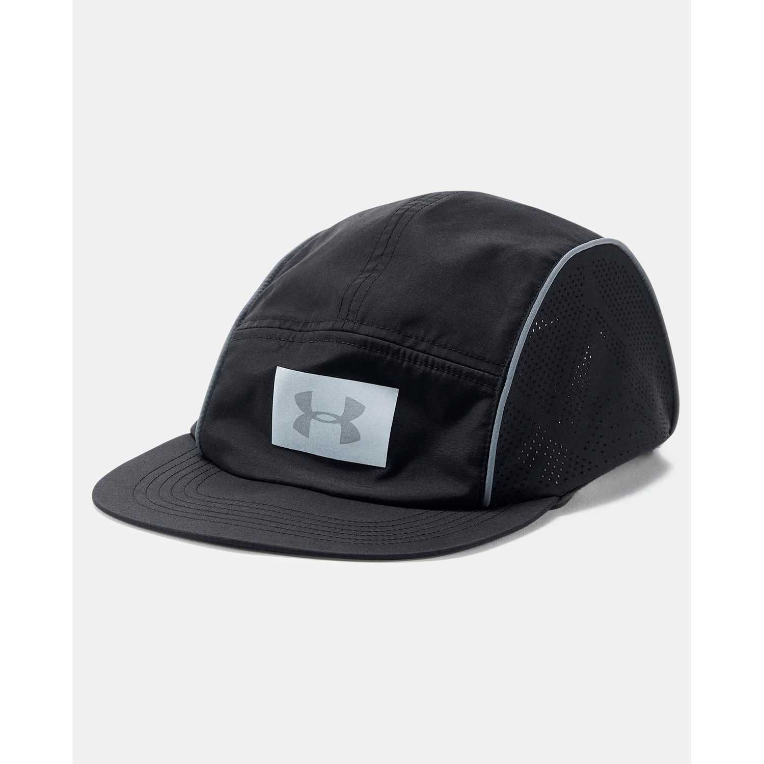 Gorro de Mujer Under Armour Negro /gris packable run cap