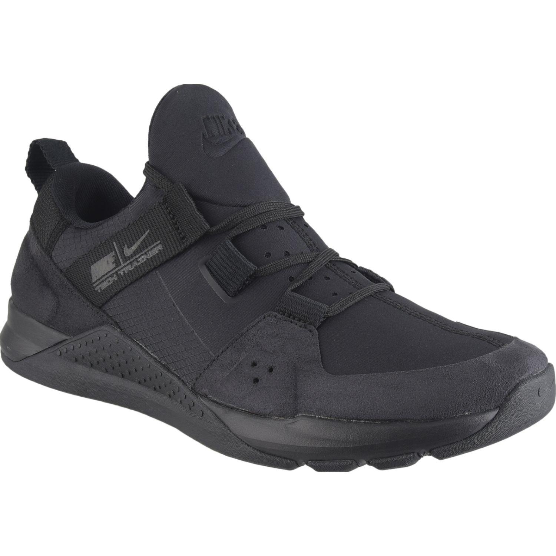 Nike nike tech trainer Negro / negro Hombres