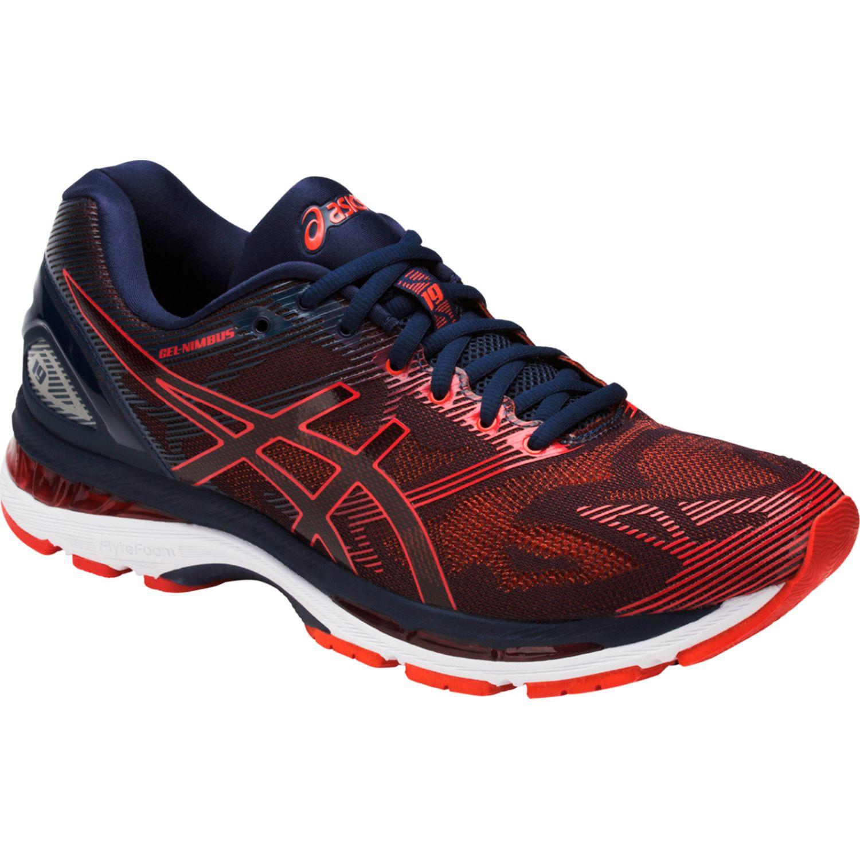 Asics gel-nimbus 19 Azul / rojo Trail Running