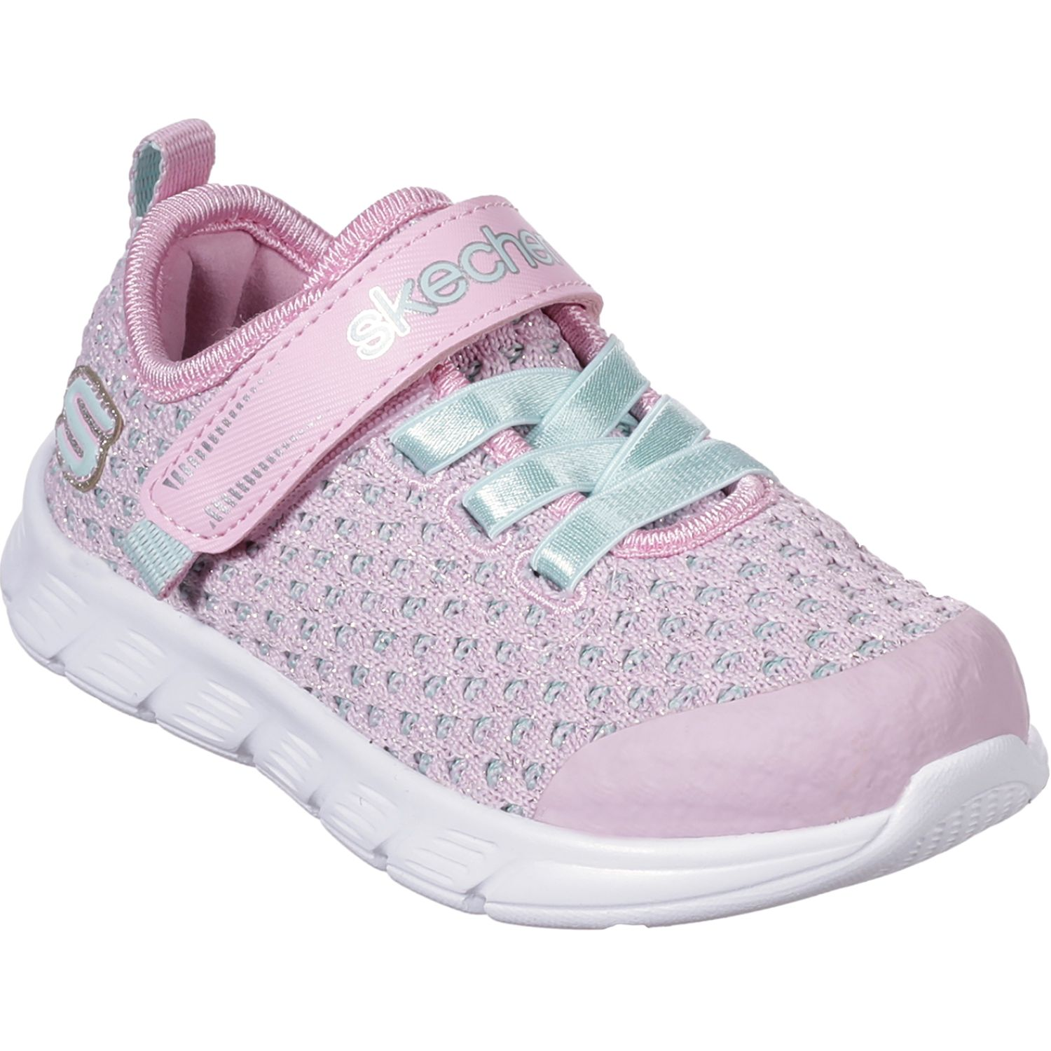 Skechers comfy flex - sparkle dash Rosado Walking