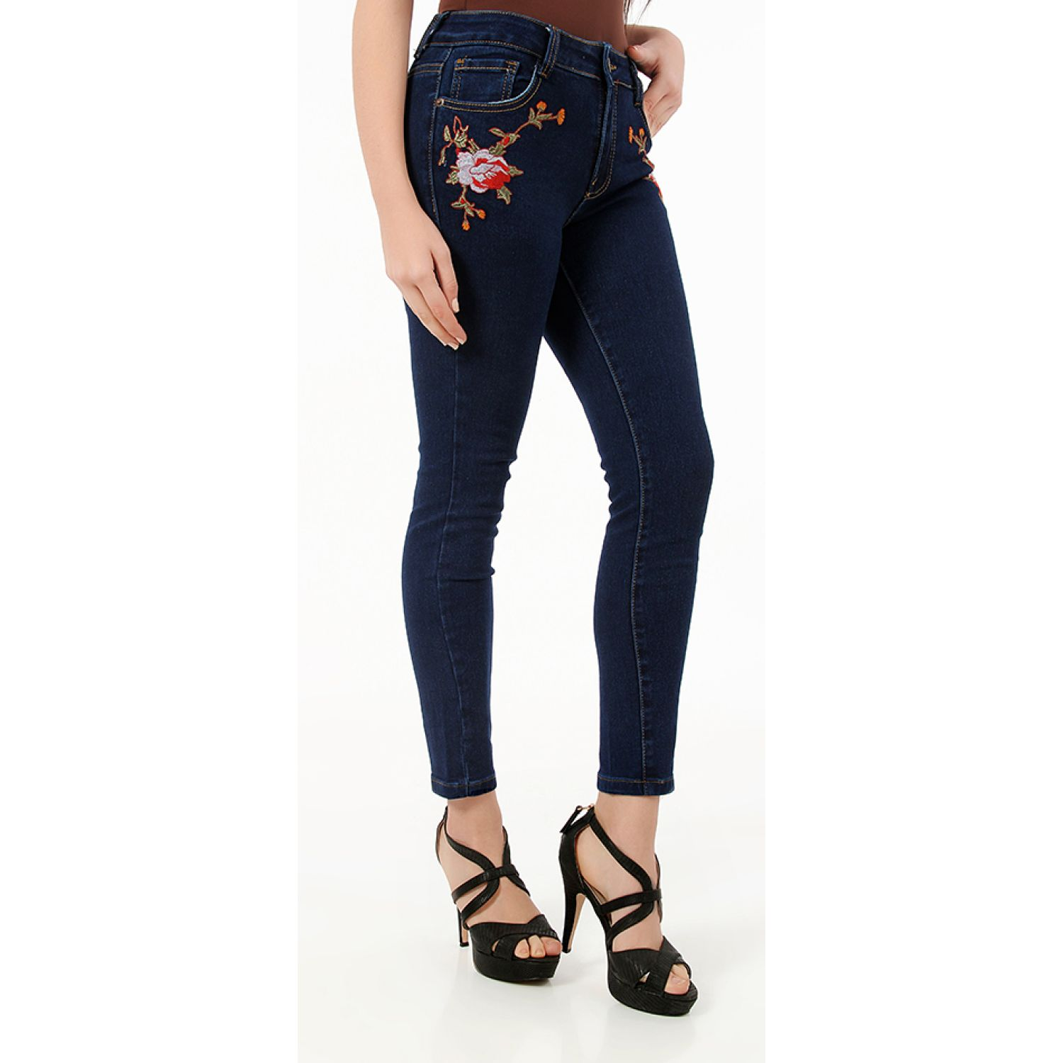 CUSTER BRODERIEW Cristal Jeans
