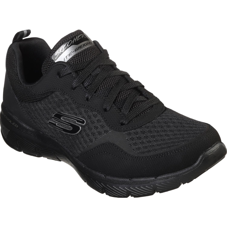 Skechers flex appeal 3.0 - go forward Negro Walking