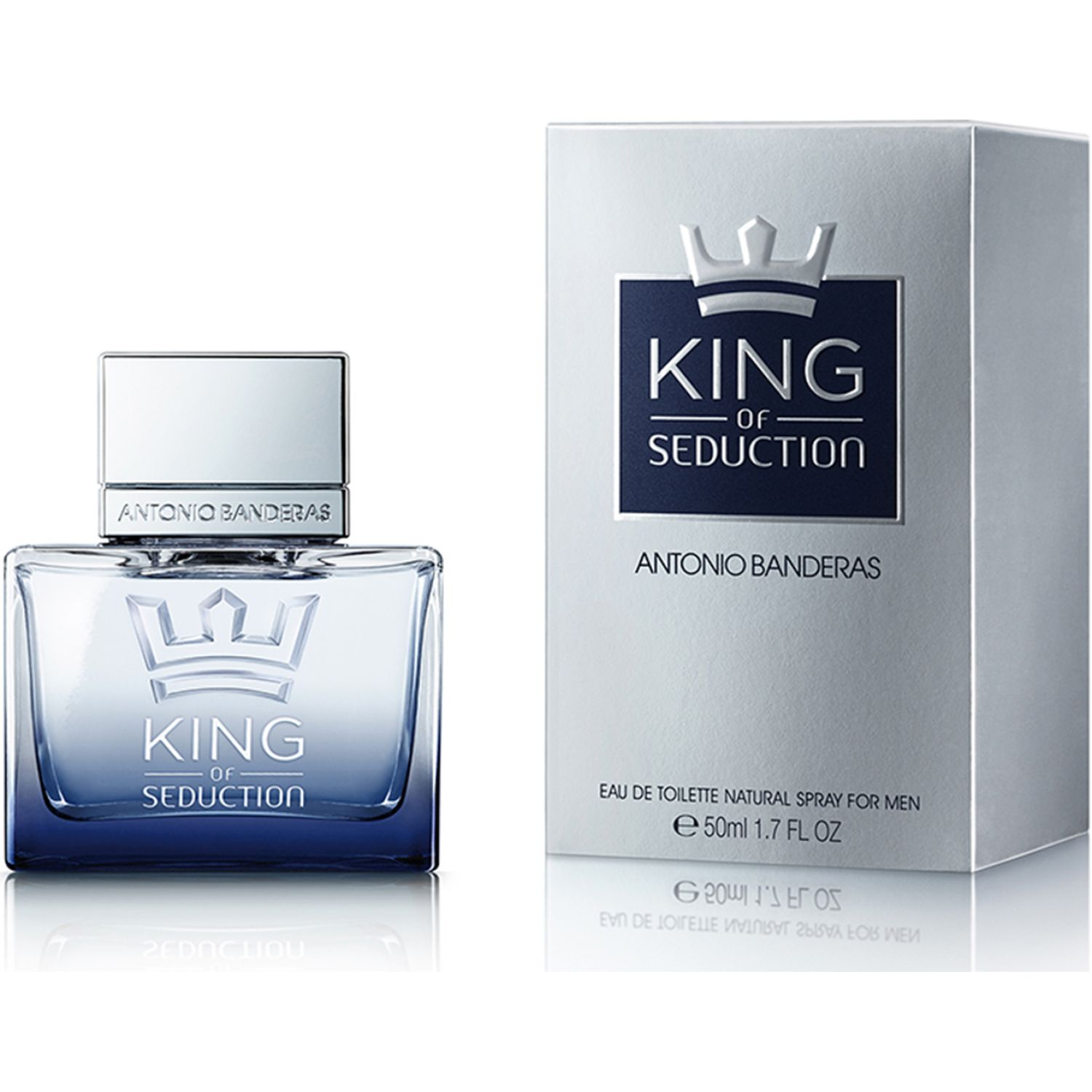 ANTONIO BANDERAS king of sed edt 50ml Varios Agua de perfume
