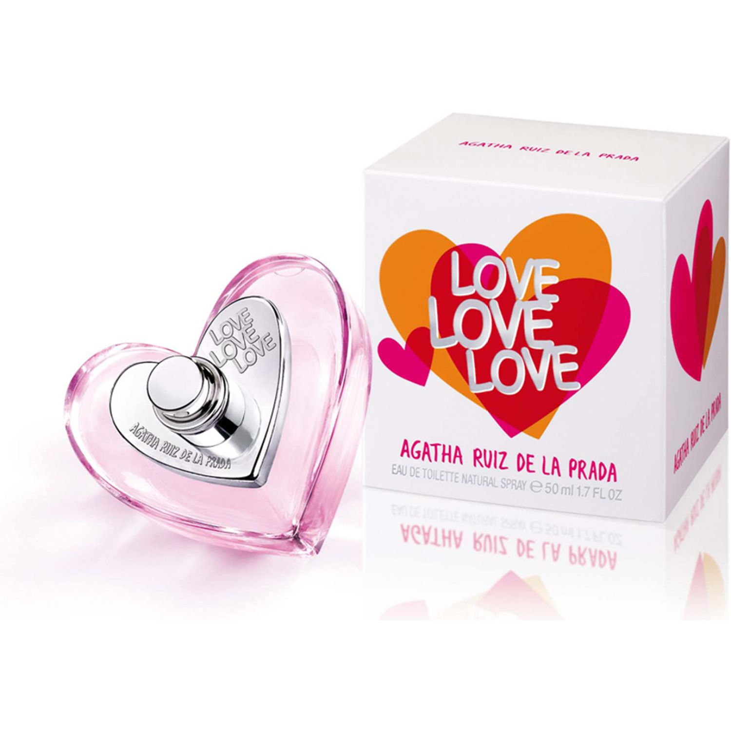 Agatha arp love edt 50ml Varios Colonia