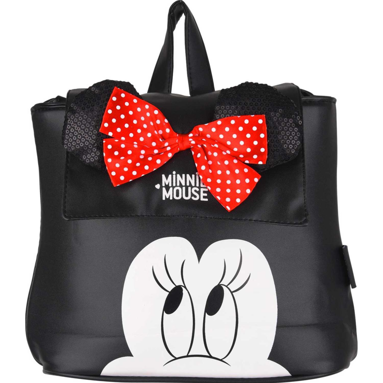 Minnie Minimochila Oi19-Fb-Min06 Negro Mochilas