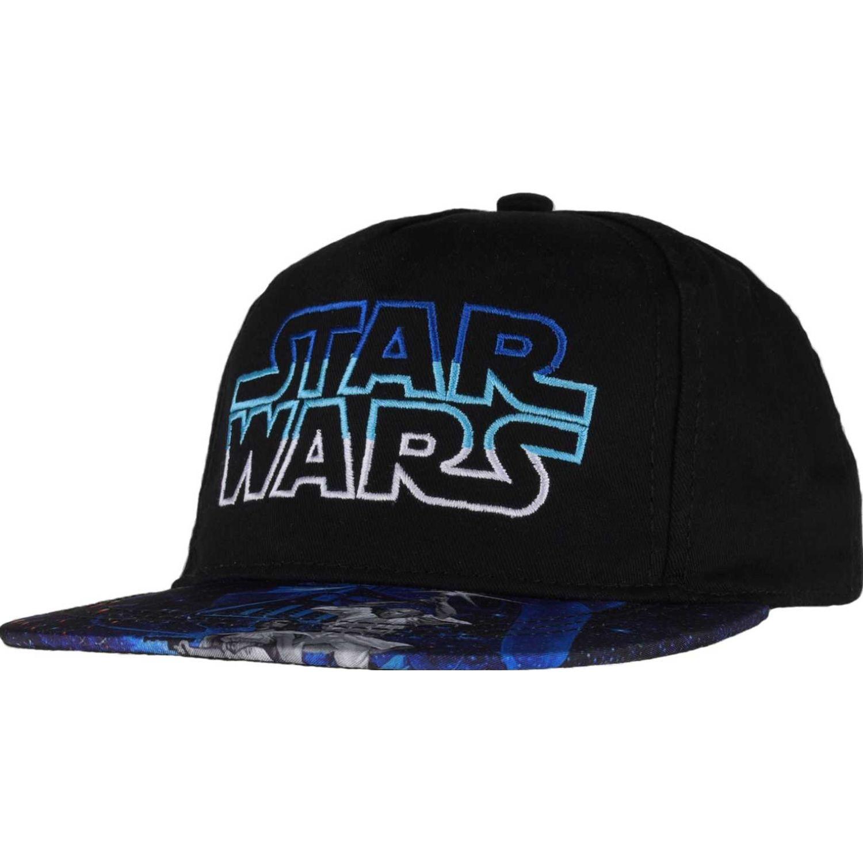 Star Wars gorro niÑo v17-av-stw33 Negro Sombreros y Gorros