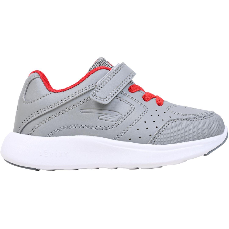 Colloky 489111 Gris / rojo Walking