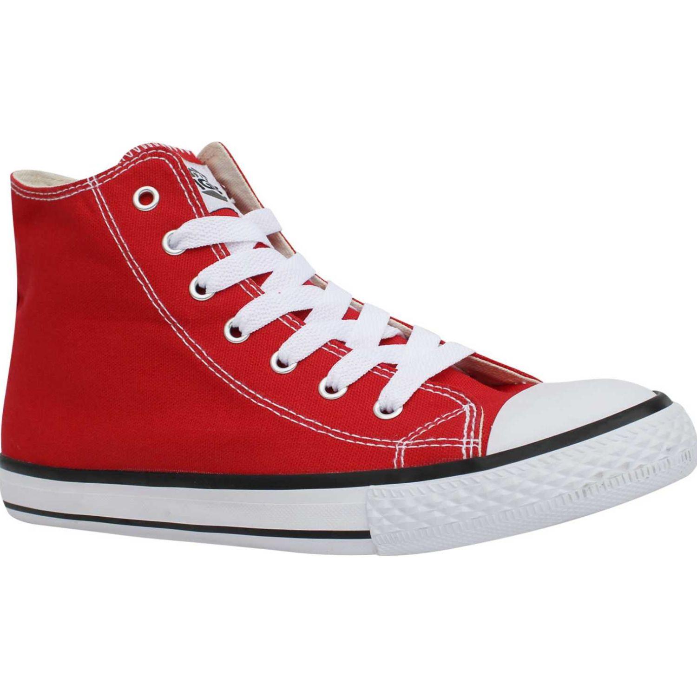 Tigre colecciÓn botines urbanas Rojo Walking