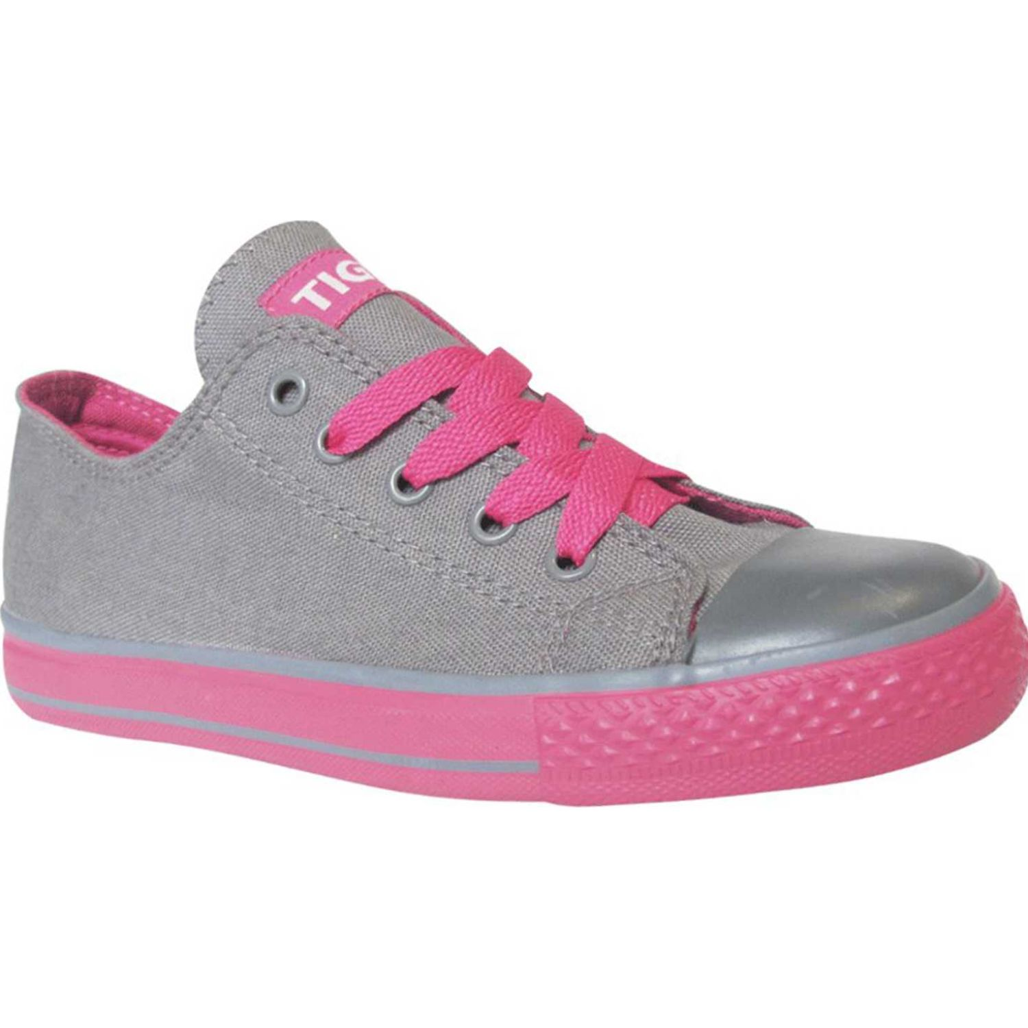 Tigre URBANAS COLOR Gris / fucsia Walking