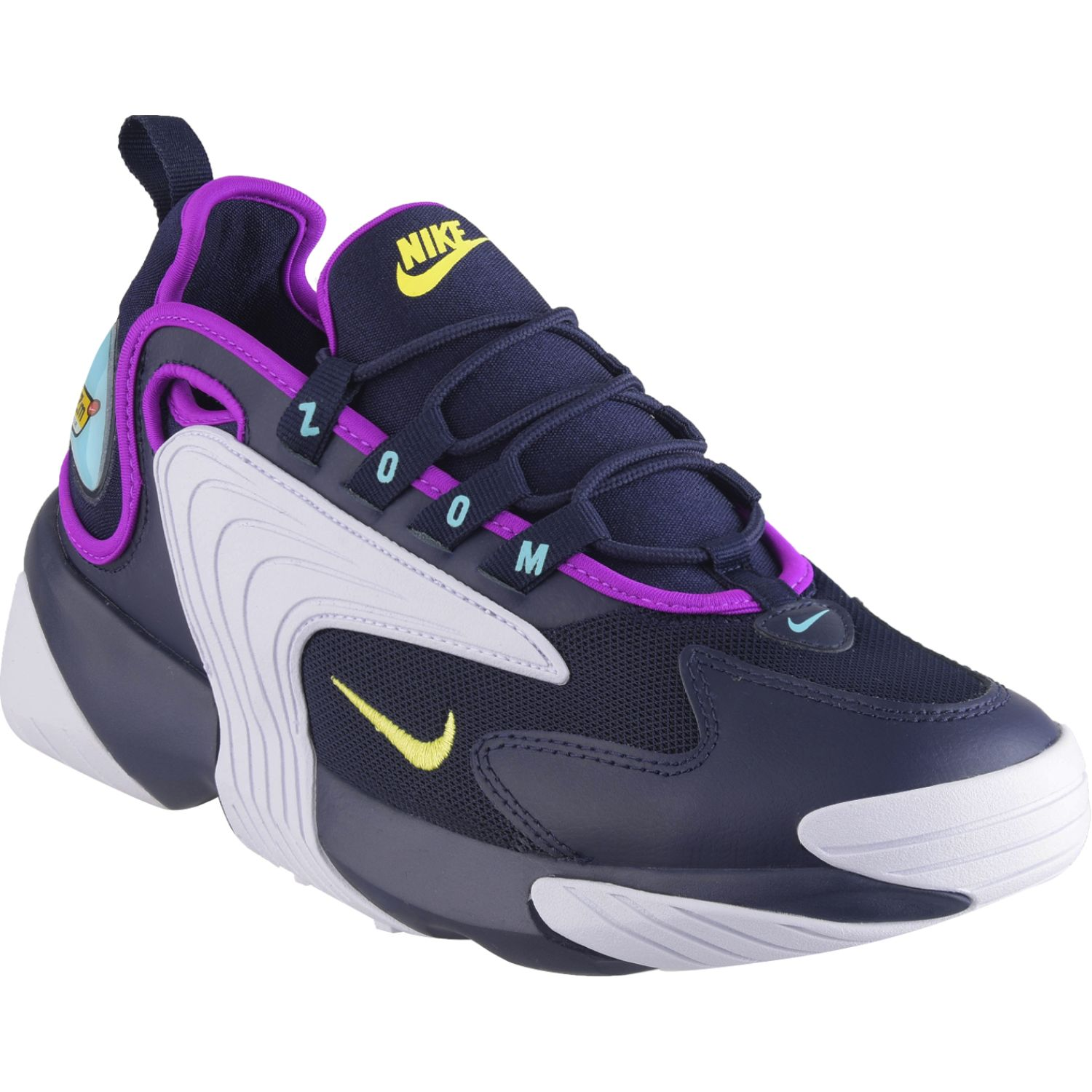 Nike NIKE ZOOM 2K NAVY / MORADO Walking