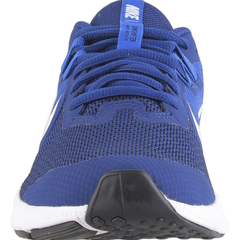 Señuelo De hecho telegrama  Nike Nike Downshifter 9 Gs Navy / Azul Niños | platanitos.com