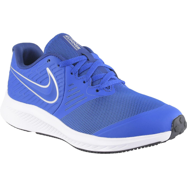 Nike Nike Star Runner 2 Gs Azul / blanco Niños