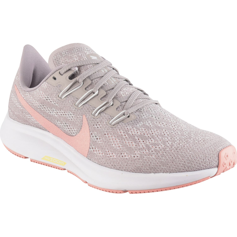 Nike Wmns Nike Air Zoom Pegasus 36 BEIGE / MELON Correr por carretera