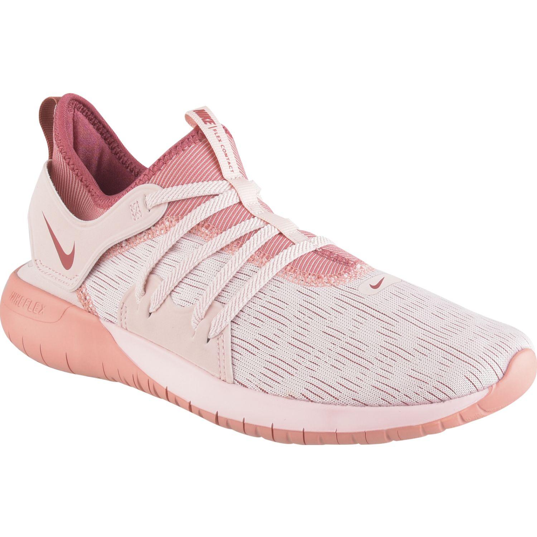 Nike Wmns Nike Flex Contact 3 MELON / CORAL Trail Running