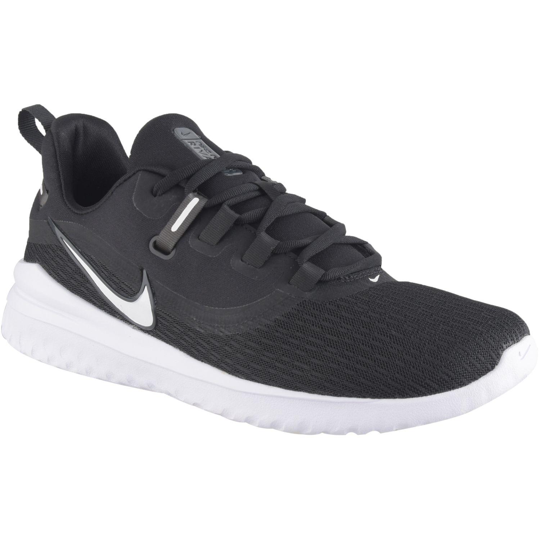 Nike wmns nike renew rival 2 Negro / blanco Running en pista