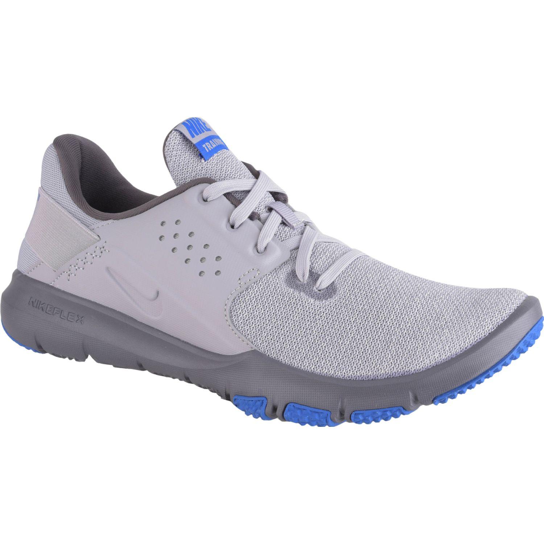Nike Nike Flex Control Tr3 Gris / azul Hombres