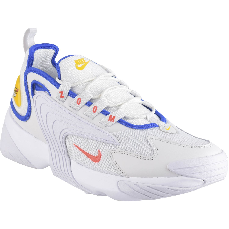Nike nike zoom 2k Blanco / azul Walking