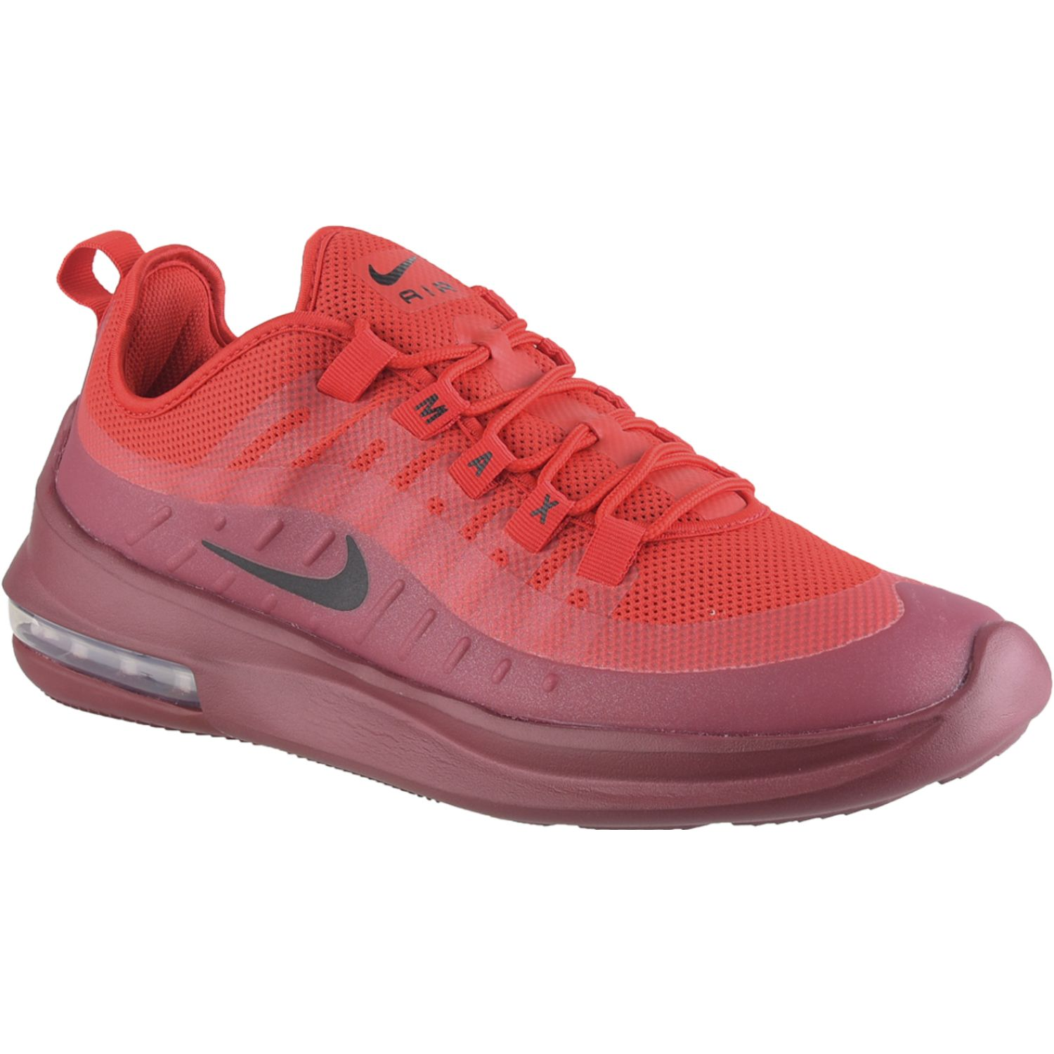 Nike nike air max axis Rojo Walking