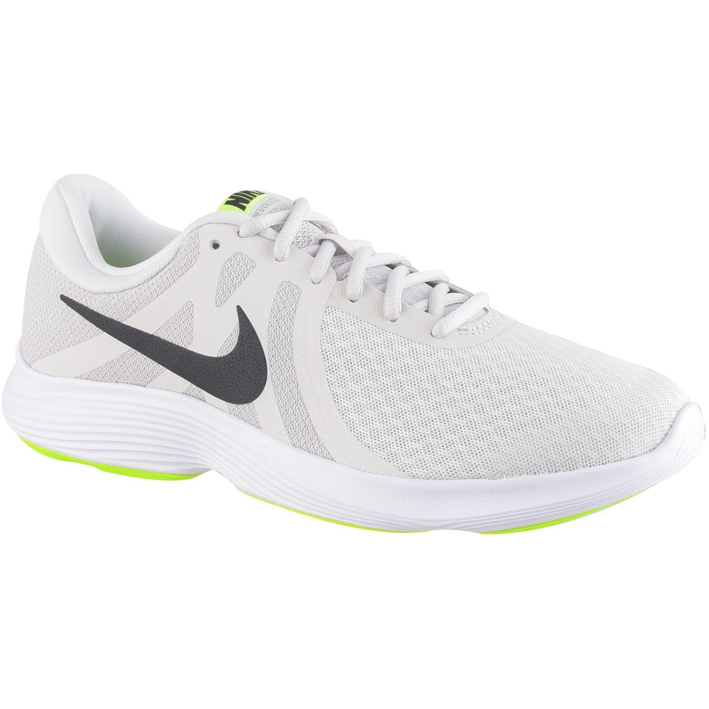 Nike nike revolution 4 Gris Running en pista