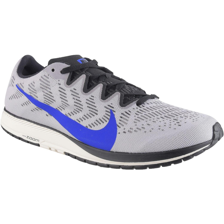 Nike nike air zoom streak 7 Gris / azul Running en pista