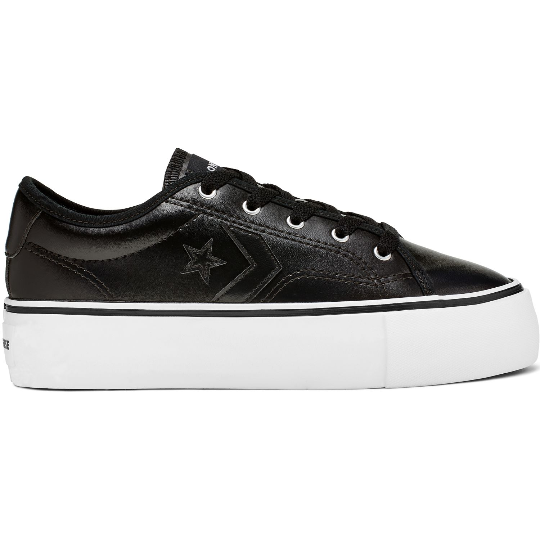 Converse Converse Star Replay Platform Negro / blanco Para caminar