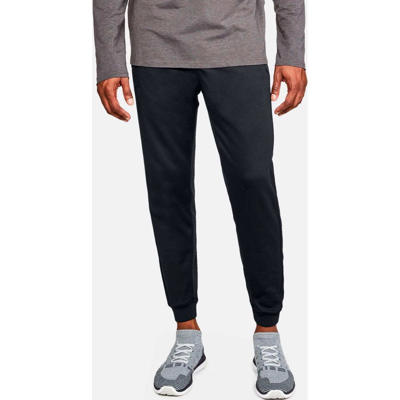 Deportivo de Hombre Under Armour Negro armour fleece jogger