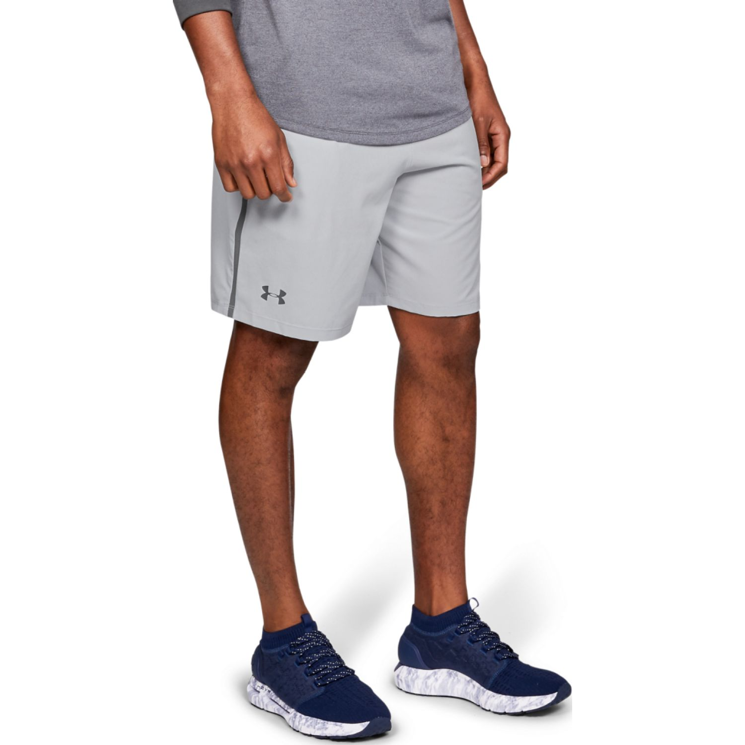 Under Armour qualifier wg perf short Gris Shorts Deportivos