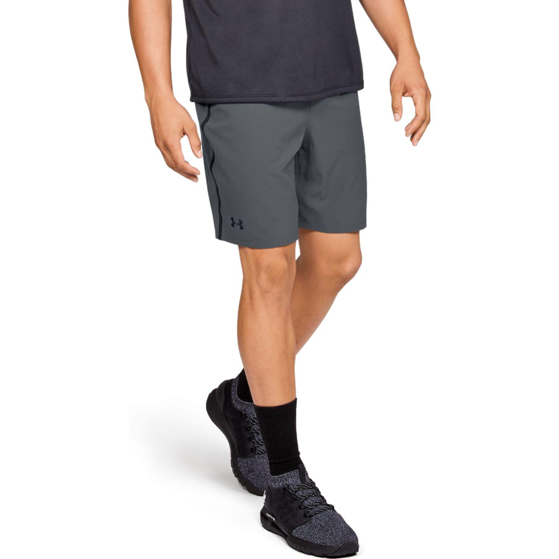Under Armour Qualifier Wg Perf Short Plomo Shorts deportivos