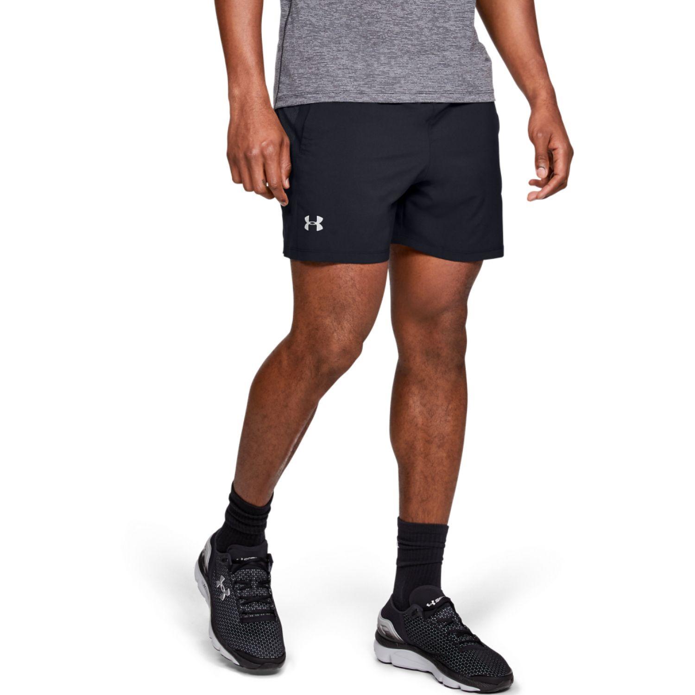 Under Armour ua launch sw 5'' short Negro Shorts Deportivos