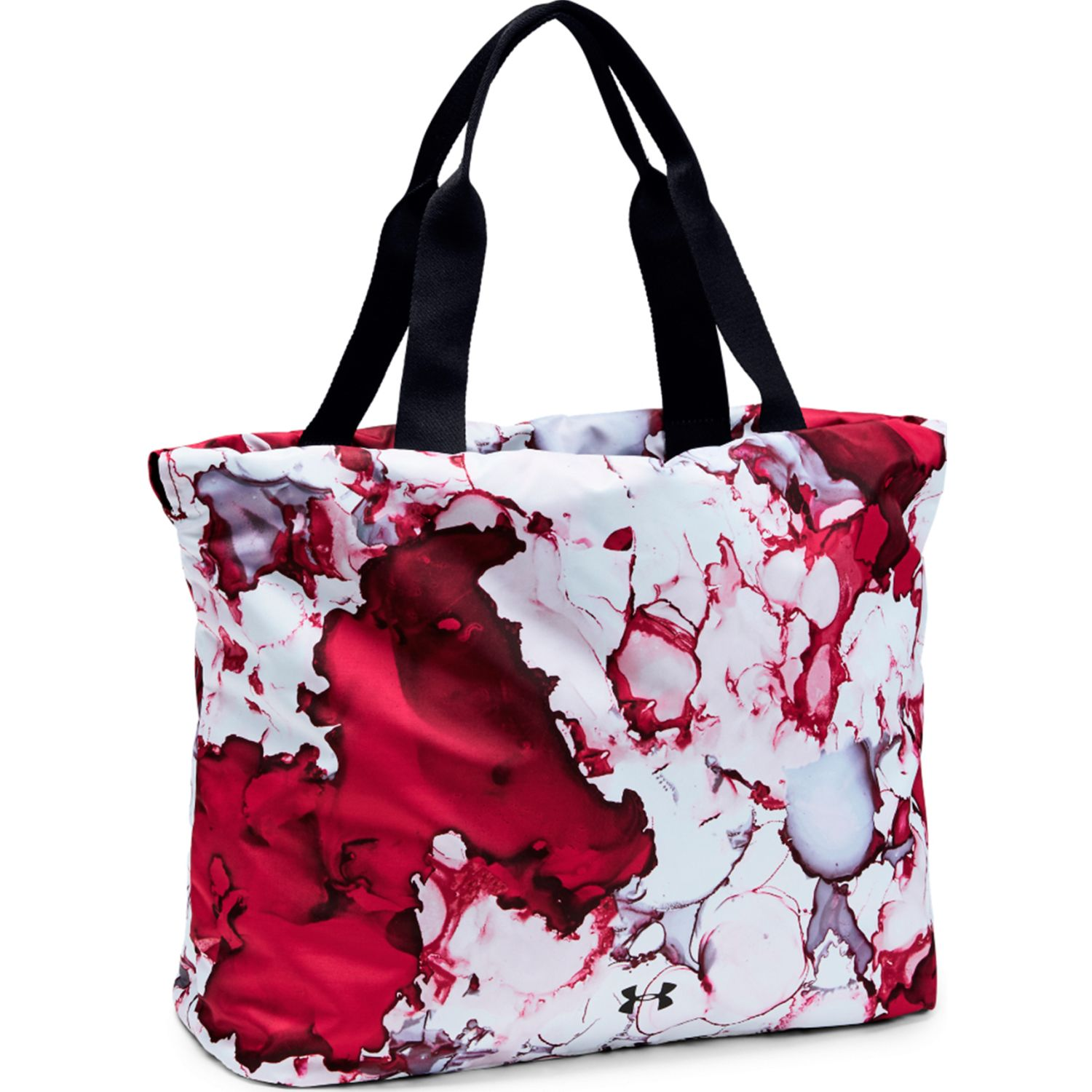 Under Armour ua cinch printed tote-pnk Fucsia / blanco Bolsos de gimnasio
