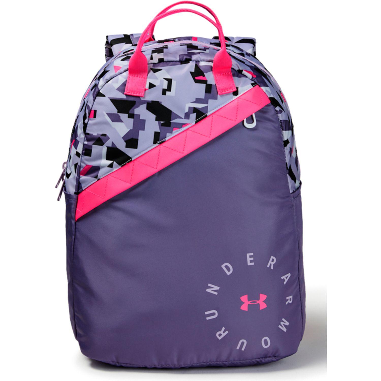 Under Armour Girls Favorite Backpack 3.0-PPL Morado / rosado mochilas