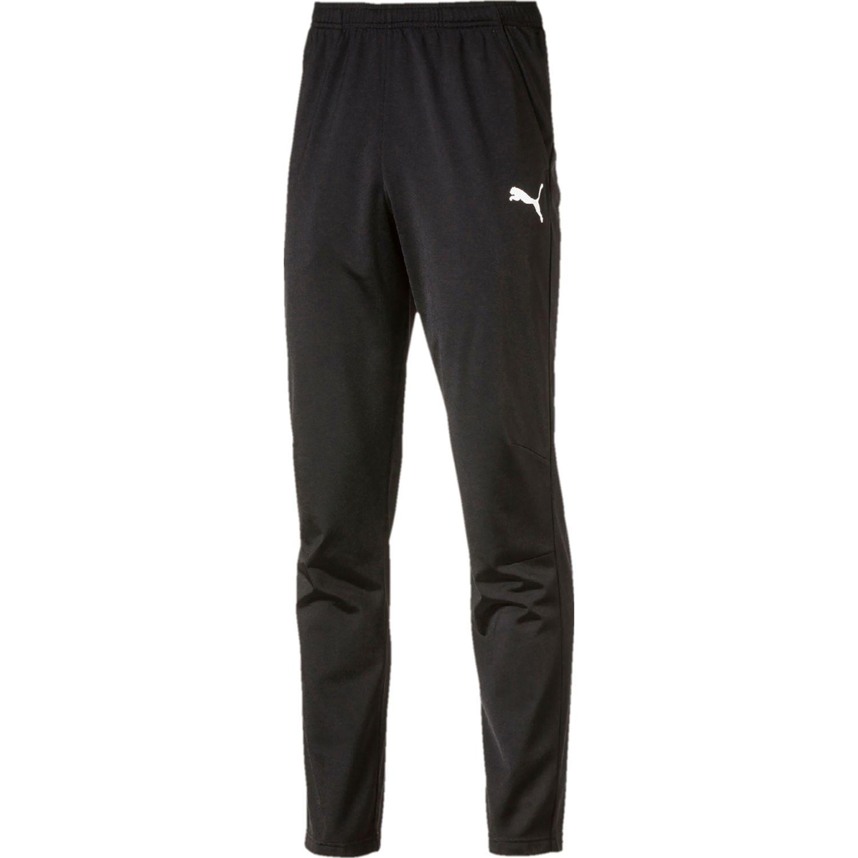 Puma LIGA Training Pant Core Negro Pantalones Deportivos