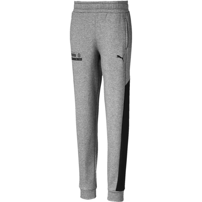 Puma alpha sweat pants fl b Gris Pantalones