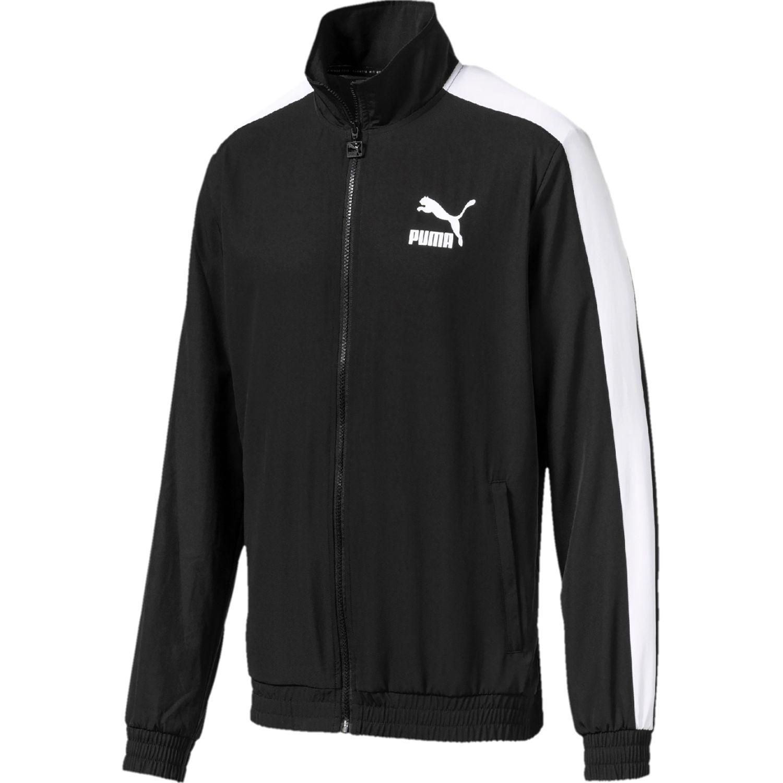 Puma iconic t7 track jacket wv Negro Casacas Ligeras