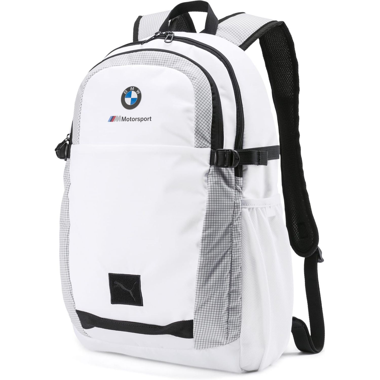 Puma bmw m motorsport backpack Blanco Mochilas Multipropósitos