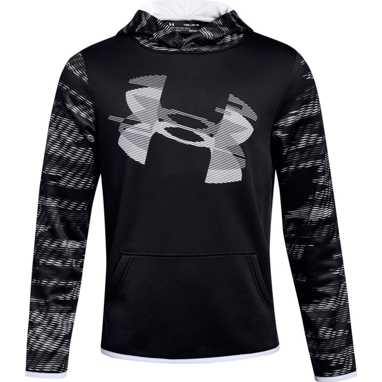 Under Armour armour fleece hoody Negro Sweatshirts Deportivos