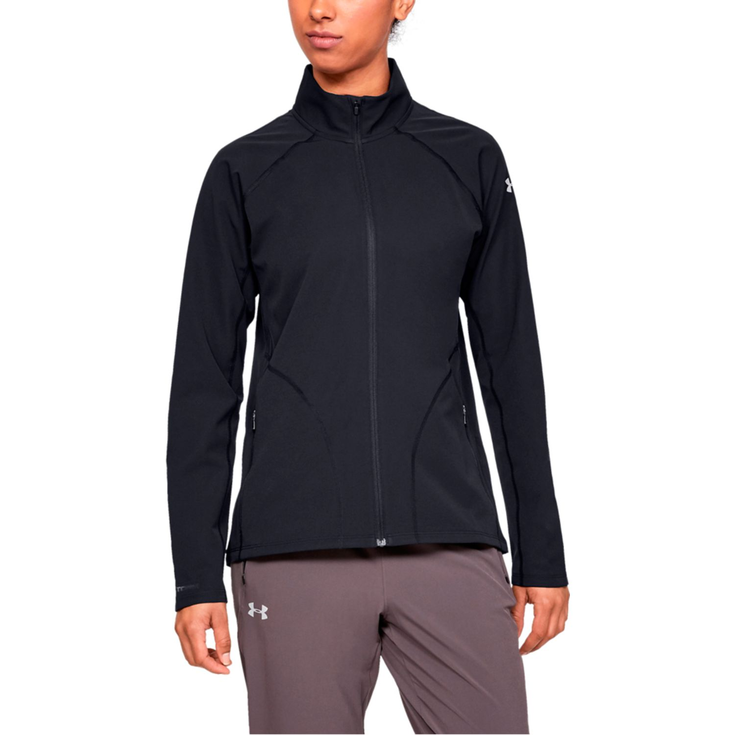 Under Armour storm out & back jacket Negro Viento y Lluvia