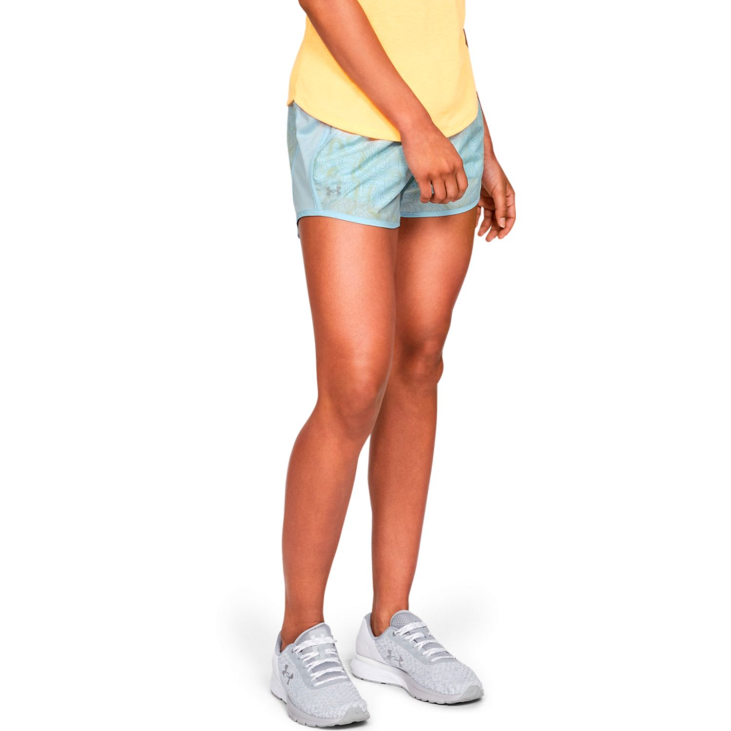 Under Armour Fly By Printed Short Varios Shorts Deportivos